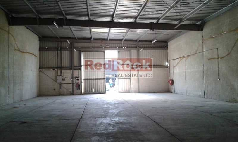 Well Maintained 3500 Sqft Warehouse in Umm Ramool
