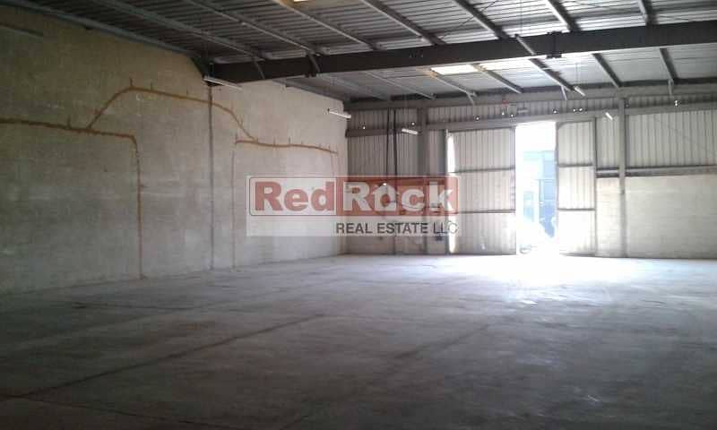 2 Well Maintained 3500 Sqft Warehouse in Umm Ramool