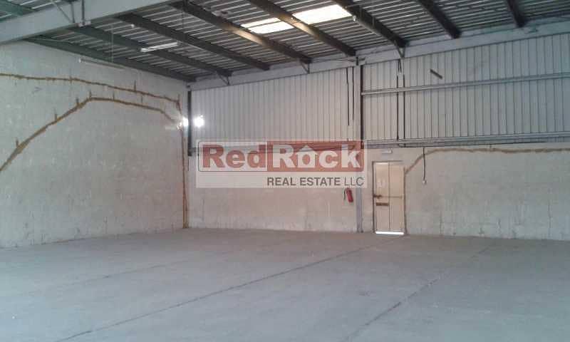 9 Well Maintained 3500 Sqft Warehouse in Umm Ramool
