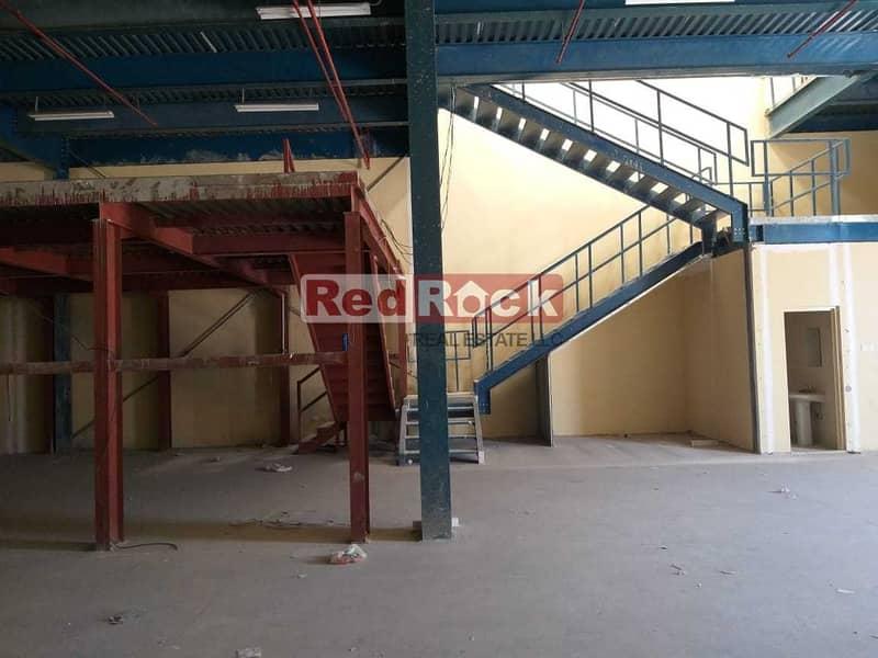 No Tax 6950 Sqft Warehouse in Nad Al Hamar