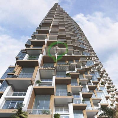 فلیٹ 1 غرفة نوم للايجار في الخليج التجاري، دبي - Burj View | Loft Type | 1 BHK