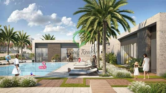 3 Bedroom Villa for Sale in The Valley, Dubai - 50% DLD Waiver | 2.5 year post completion payment plan