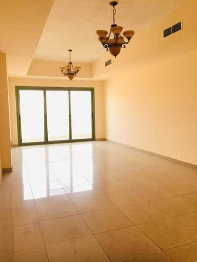 2 Bedroom Flat for Rent in Al Nahda, Sharjah - 1 Month free. Family building 2bhk with 2 Master Room Balcony easy to dubai just in 30k