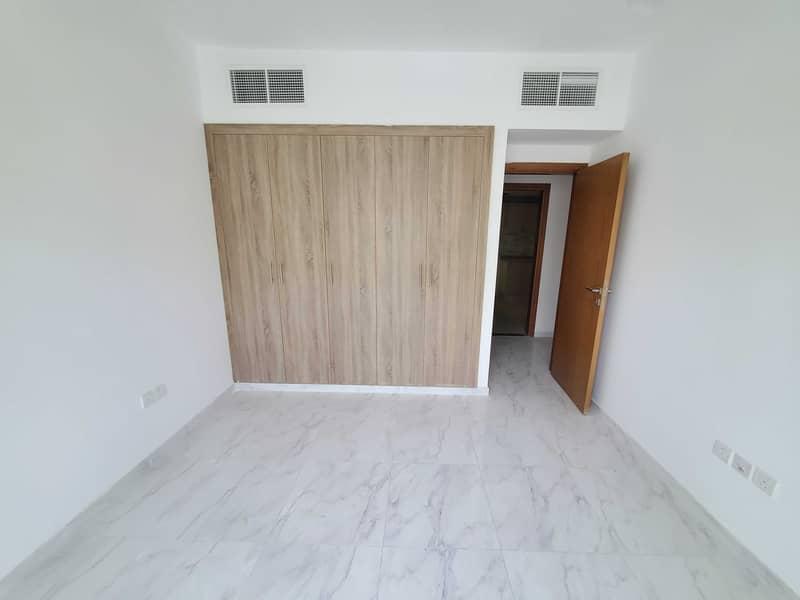 Brand New   1bhk Rent 23.5k to 24k   No Deposit   Balcony + Wardrobes   University City Muwaileh