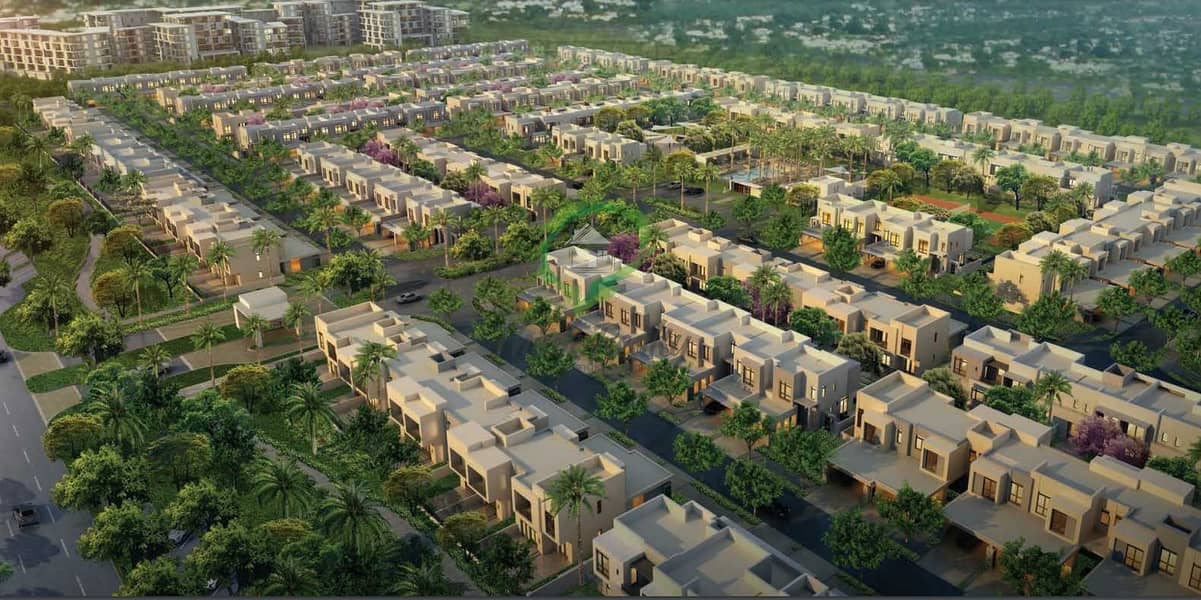 17 3 Bedroom Townhouse in Zahra | Town Square
