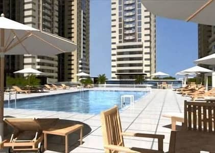!! 2 bedrooms !! Now owning in the most luxurious residential complex in ajman