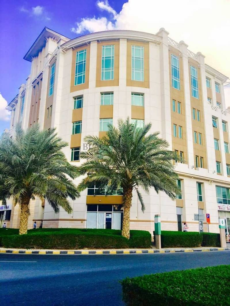 Commercial Building For Sale in DHCC