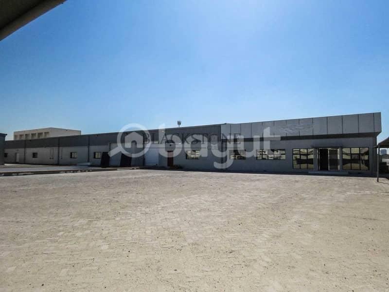 Warehouse in JAFZA   Prime location   Negotiable price