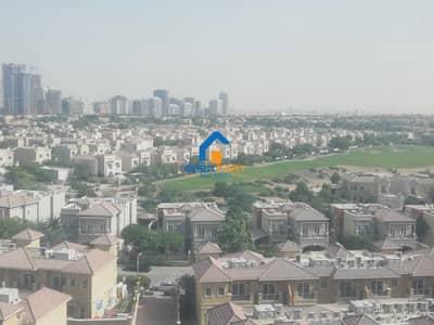 فلیٹ 1 غرفة نوم للايجار في مدينة دبي الرياضية، دبي - Golf View-1BHK-Unfurnish-Ice Hockey-DSC.