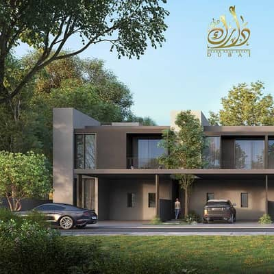 فیلا 3 غرف نوم للبيع في الطي، الشارقة - For sale villas inspired by nature and equipped with smart home technology with a 5% down payment!!!