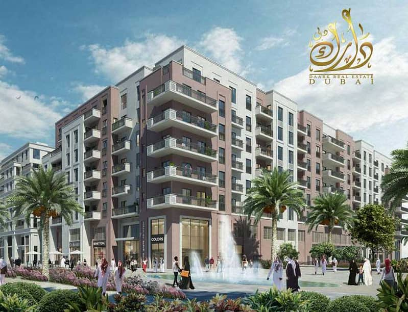 A luxurious life on the seafront in the heart of Sharjah!!!