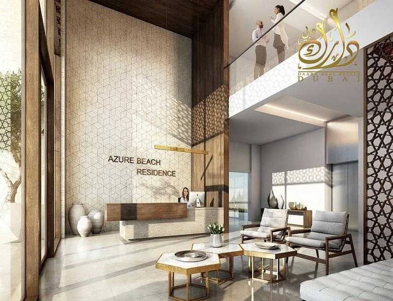 2 A luxurious life on the seafront in the heart of Sharjah!!!