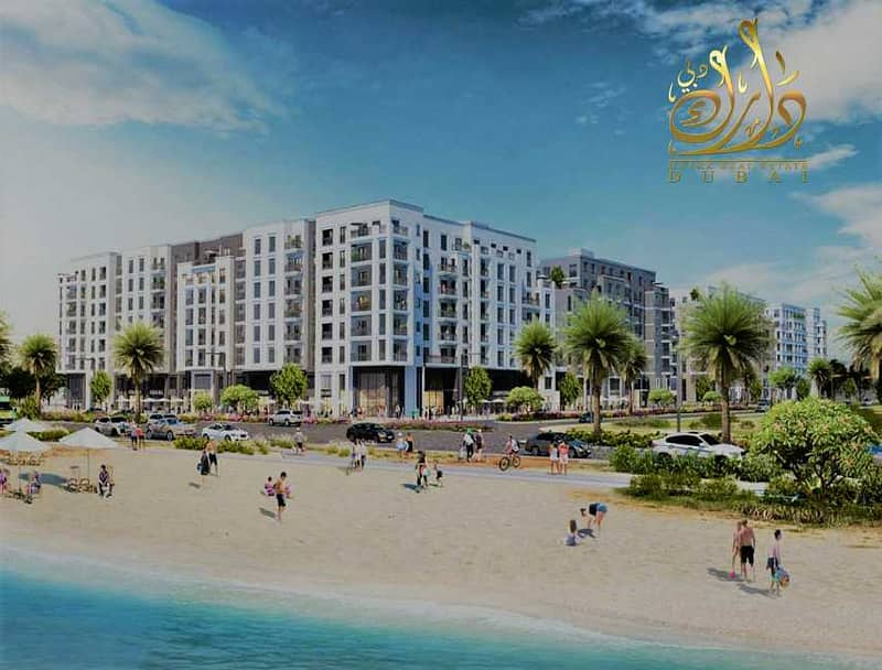 10 A luxurious life on the seafront in the heart of Sharjah!!!