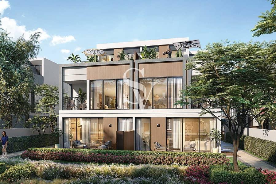 2 Luxury Waterfront Living | 4BR+Garden Suite
