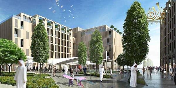 شقة 1 غرفة نوم للبيع في مويلح، الشارقة - Ready 1BHK  in Sharjah near the University City!