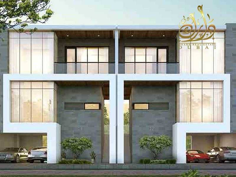 Easy Payment Plan Villa for sale ! with 8% ROI for 5 years!!!