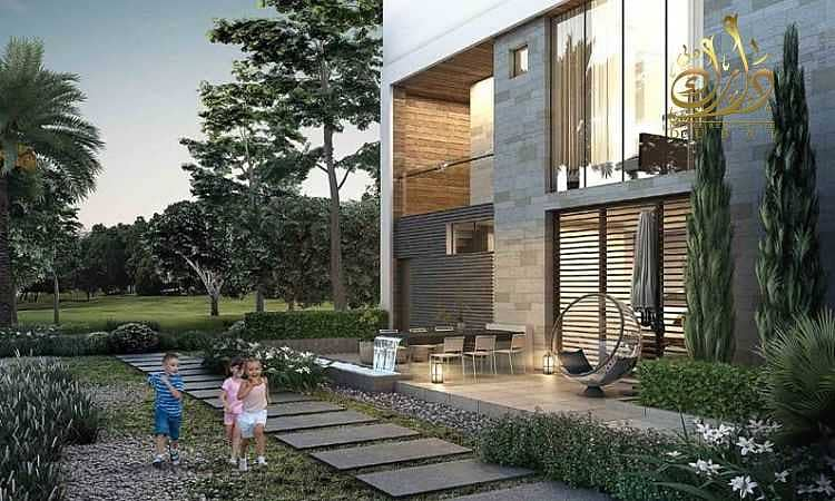 2 Easy Payment Plan Villa for sale ! with 8% ROI for 5 years!!!
