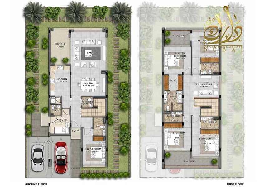 12 Easy Payment Plan Villa for sale ! with 8% ROI for 5 years!!!