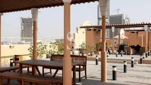 1 Bedroom Apartment for Rent in Jumeirah Village Circle (JVC), Dubai - Huge 1 BR with Terrace |  Well Maintained