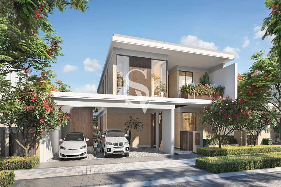 Tilal Al Ghaf Luxury Villas | 4 BR