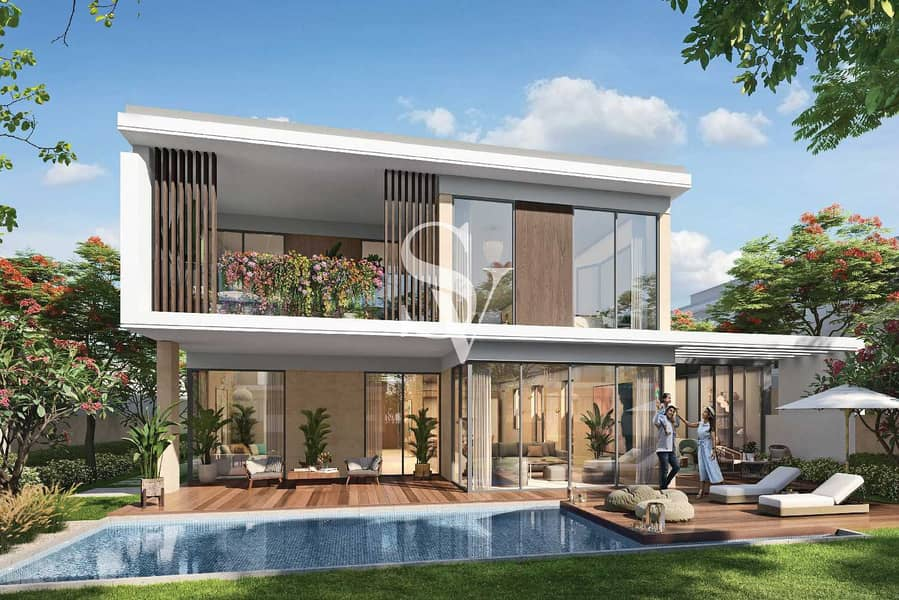2 Tilal Al Ghaf Luxury Villas | 4 BR