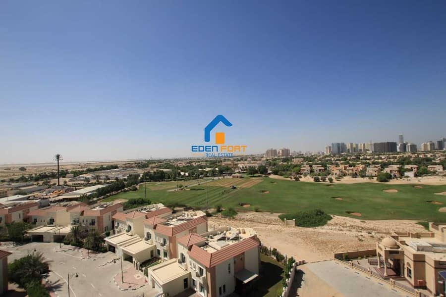 2 Hot Deal-Pool View - Unfurnished - 1BHK - Royal Residence - DSC