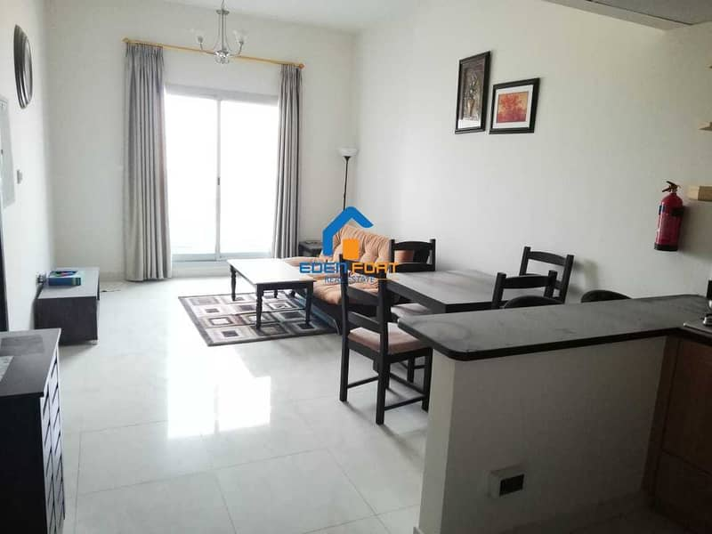 Amazing Un Furnished 1 BHK with Golf View  Elite 7 - 35k