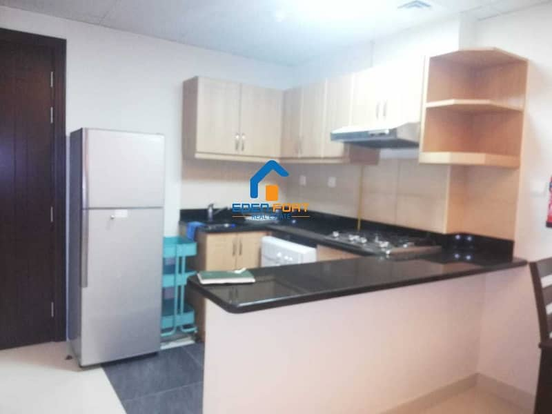 2 Amazing Un Furnished 1 BHK with Golf View  Elite 7 - 35k