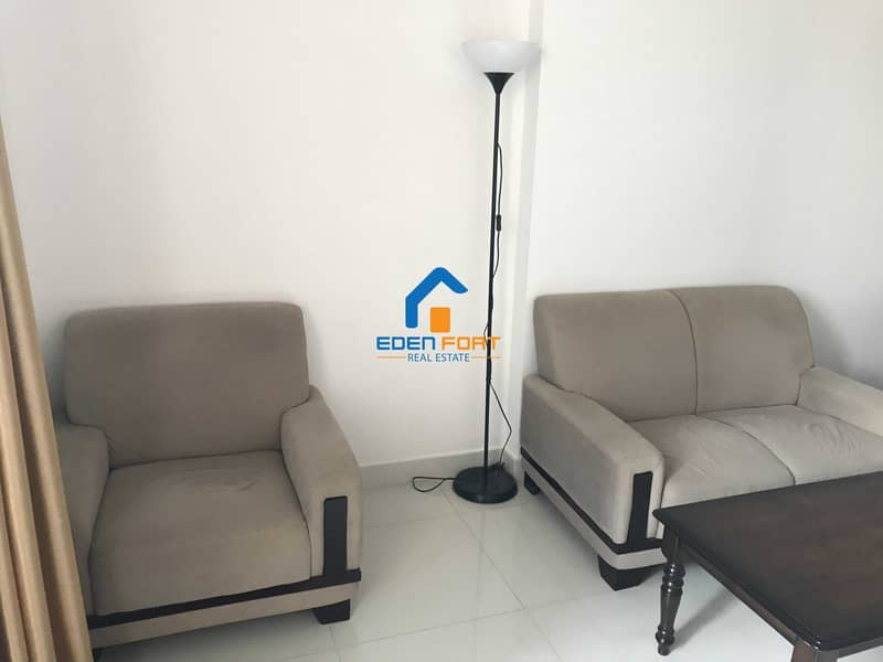 10 Gol View Amazing Fully Furnished 1 BHK E7.