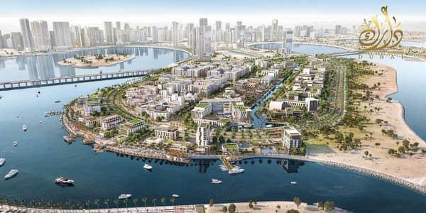 فلیٹ 1 غرفة نوم للبيع في الخان، الشارقة - enjoy sea view in Alkhan with 4 years payment plan - 10% down payment