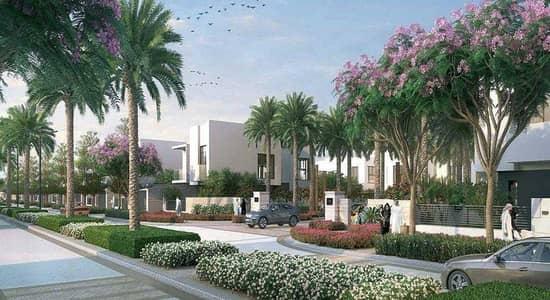 فیلا 5 غرف نوم للبيع في مويلح، الشارقة - luxury villa 5B+maid villa | spacious rooms and garden |best location |5 years payment plan