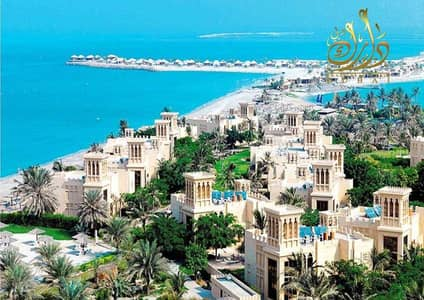 3 Bedroom Villa for Sale in Al Hamra Village, Ras Al Khaimah - amazing villa sea view payment plan 5 years \ offering investor visa\trade license