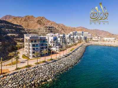 2 Bedroom Apartment for Sale in Eagle Hills Fujairah Beach, Fujairah - Ready to move   2BR apartment Sea View  Fujairah Residences!!!
