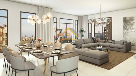 فلیٹ 3 غرف نوم للبيع في أم سقیم، دبي - RESALE: 3BR SPACIOUS APARTMENT | BURJ AL ARAB VIEW