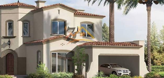 فیلا 7 غرف نوم للبيع في المرابع العربية، دبي - ARABIAN RANCHES 7BR VILLA MAIDS ROOM   5 YRS PAYMENT PLAN