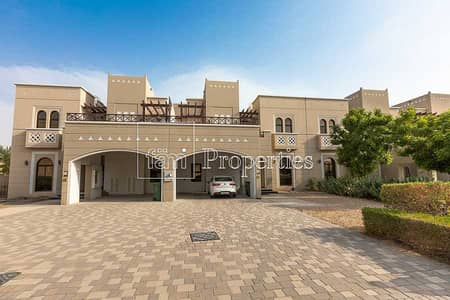 تاون هاوس 4 غرف نوم للبيع في مدن، دبي - Al Salam 4BR Corner TH Killer Deal | Ready to Move