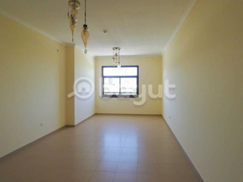 2 Massive 2 Bed+ Maid Room Full Fitted Kitchen 13 Months