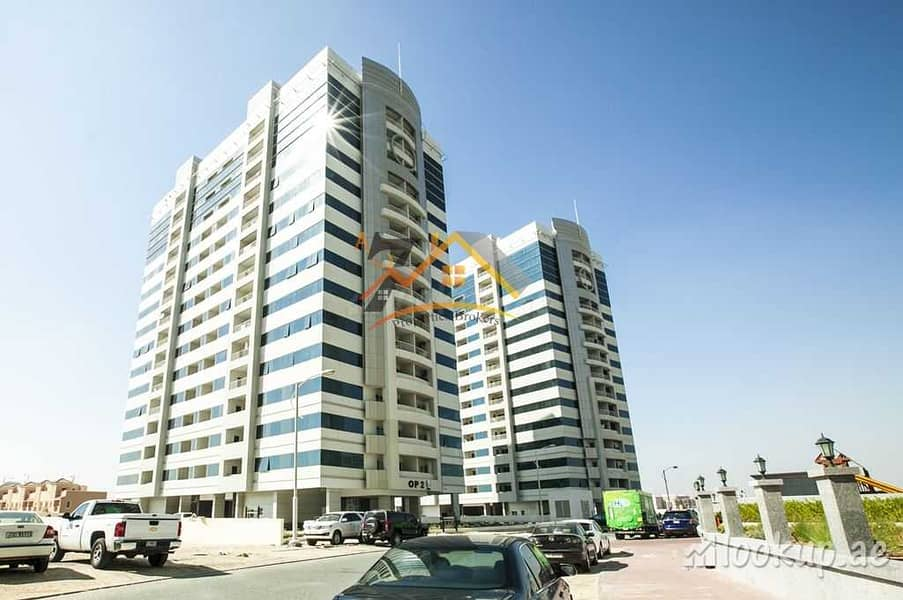 BEST DEAL-LARGE SPACIOUS 2BR-CRICKET STADIUM VIEW-TYPE C-FOR SALE IN Dubai Sports City