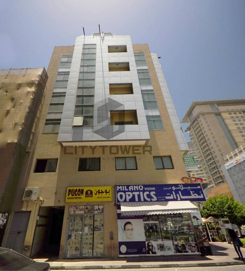 2 Affordable Studio Apartment near Al Ghurair Mall
