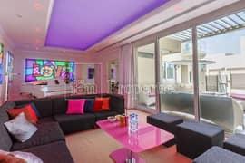 فیلا في المدينة المستدامة 4 غرف 3899990 درهم - 5229806