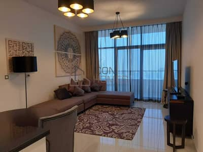 1 Bedroom Flat for Rent in Jumeirah Village Circle (JVC), Dubai - BEAUTIFUL FULLY FURNISHED ONE BEDROOM APARTMENT