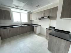Spacious brand new 3bhk rent 75k  in jumeirah garden city very close to sheikh zaid Road