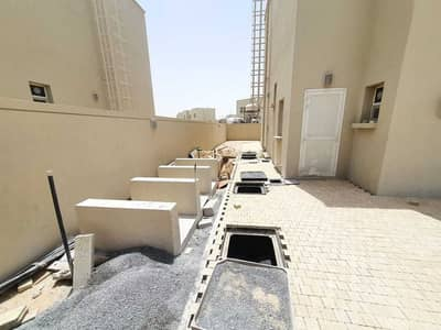3 Bedroom Villa for Rent in Barashi, Sharjah - Brand new duplex villa 3bhk in Barashi area with maids rent 80k in 4chqs room now call +971586948482