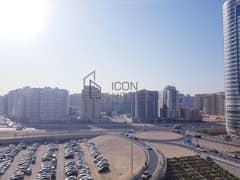 شقة في برج الزين النهدة 1 غرف 19995 درهم - 5086515