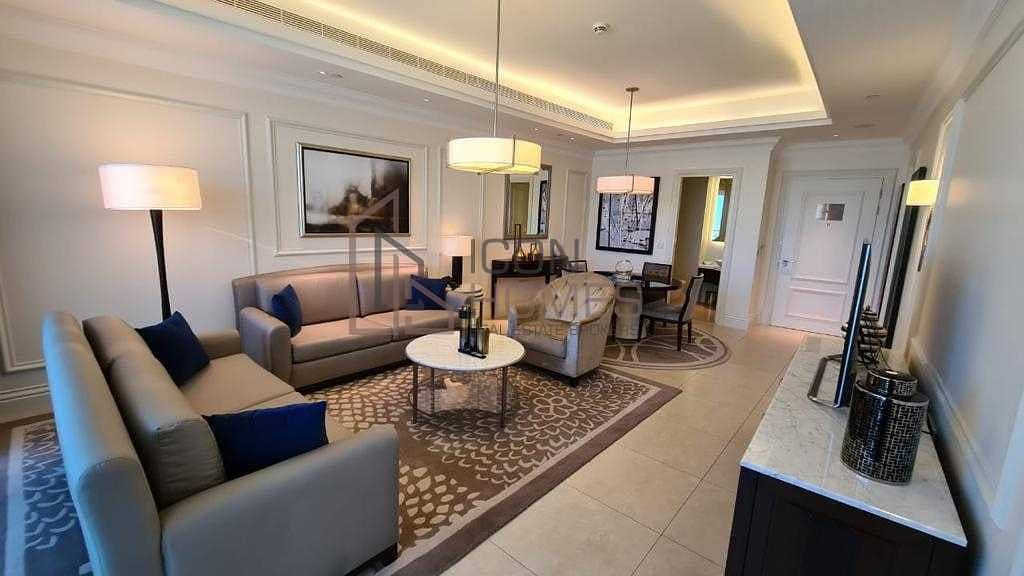 HIGH CLASS FULLY FURNISHED ONE BEDROOM APARTMENT