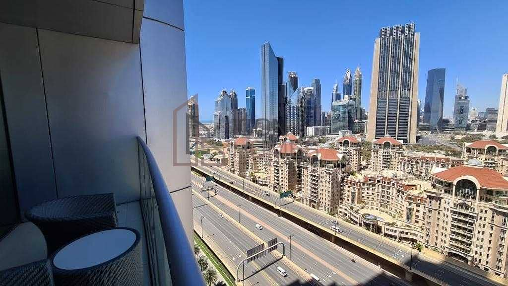 2 HIGH CLASS FULLY FURNISHED ONE BEDROOM APARTMENT
