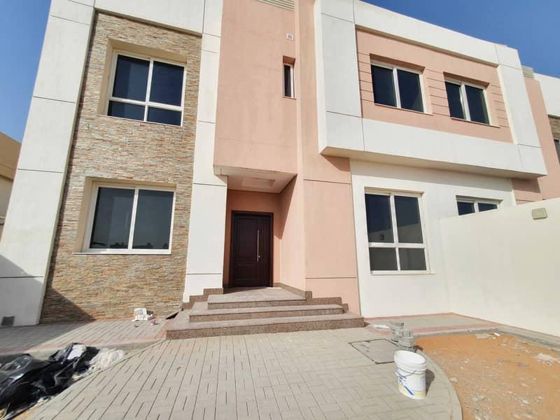 Brand new 4 bed room villa maids room , with balcony,garden 2master bedrooms