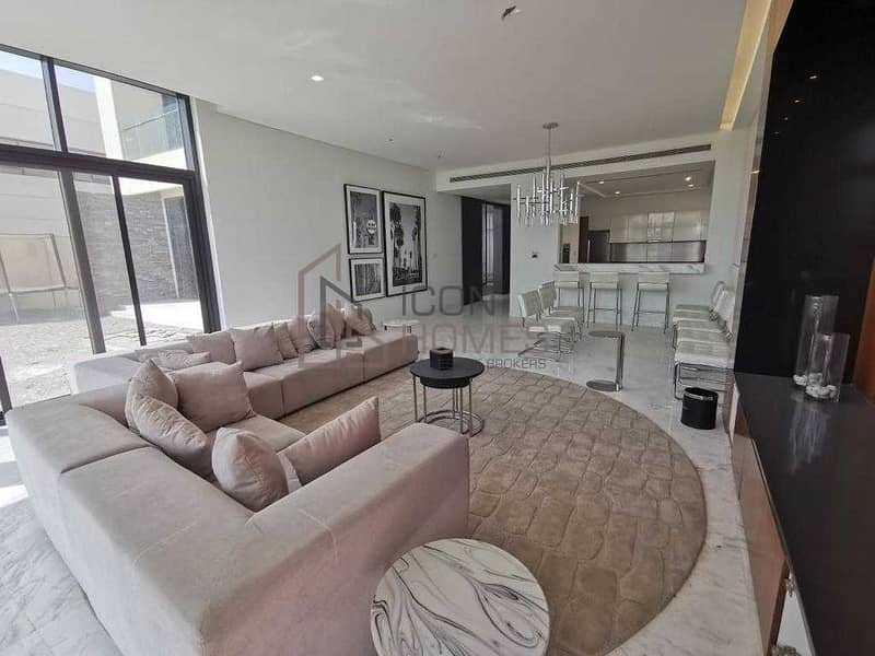 2 Luxurious Fully Furnished 6 Bedroom Villa  | Paramount Style
