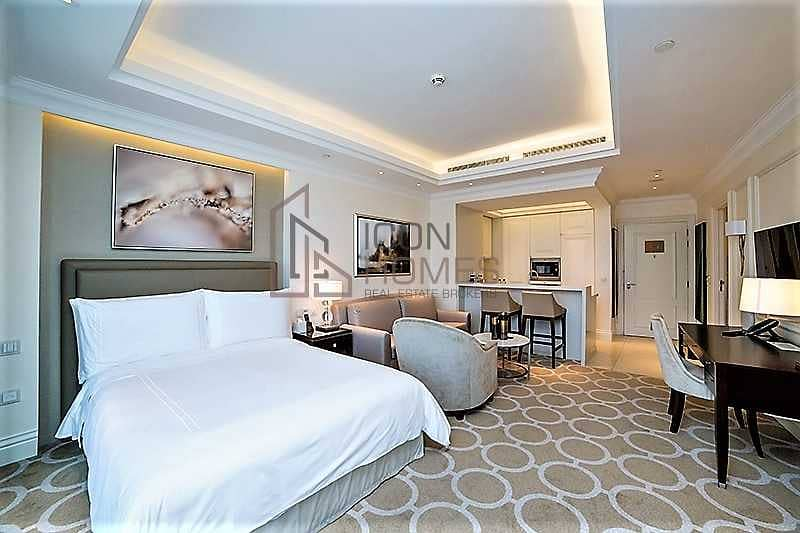 HIGH FLOOR  BEST UNIT   WITH STUNNING BURJ VIEW  12 cheques