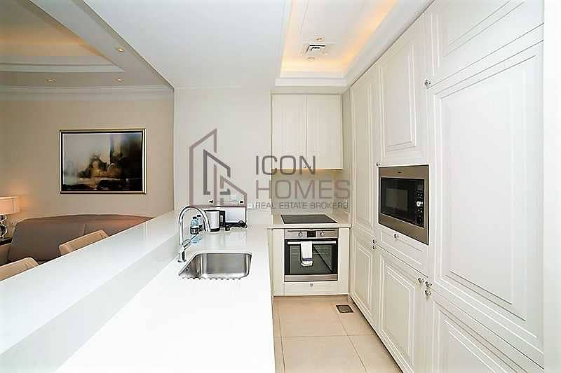 2 HIGH FLOOR  BEST UNIT   WITH STUNNING BURJ VIEW  12 cheques